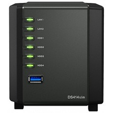 ������ ������� ������� �������� ������ (NAS) Synology DS416SLIM